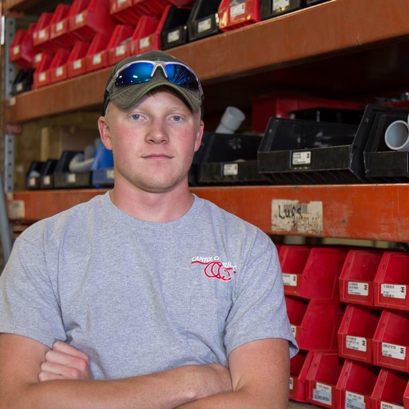 Employee Profiles Capitol City Electric Lincoln Ne